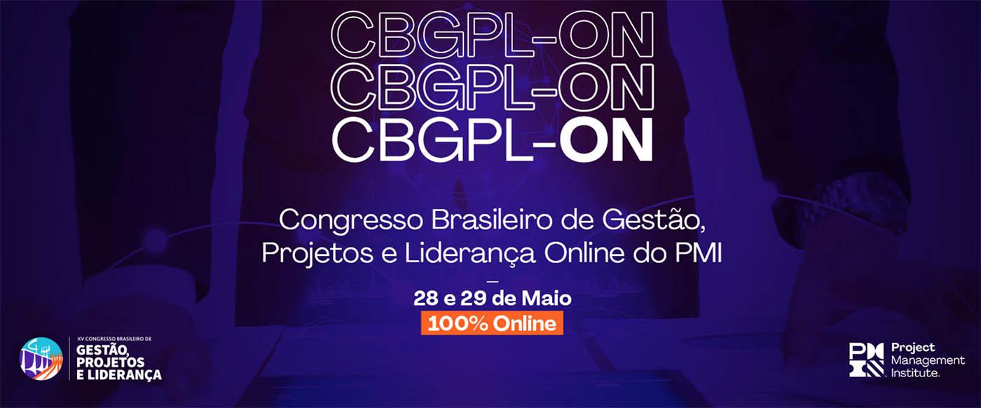 XV Congresso Brasileiro de Gestão, Projetos e Liderança • Edição Online